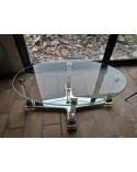 Table basse verre et Plexiglass Altuglas