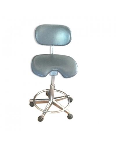 Chaise bureau atelier industrielle vintage