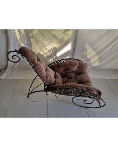fauteuil dans le goût de  (DLG) André DUBREUIL Vintage Circa 1980