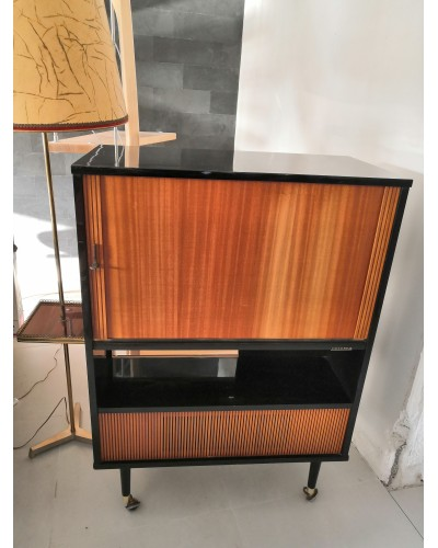 Meuble TV  vintage  La voix de son maître